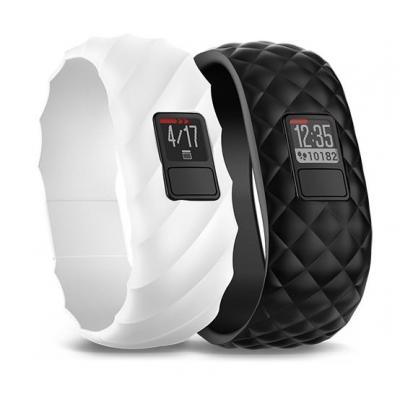 Garmin wearable: Vivifit 3 - Zwart, Wit