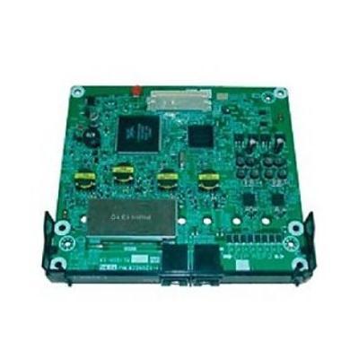 Panasonic 4-port Hybrid Card for KX-NS500 - Groen