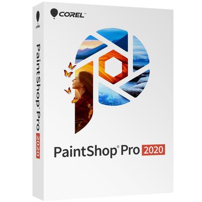 Corel PaintShop Pro 2020 - Multi Language Grafische software