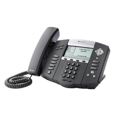 POLY Phone/SoundPoint IP 550 SIP 4-Line IP HD IP telefoon
