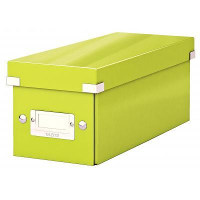 Leitz : Click & Store-cd-opslagbox - Groen