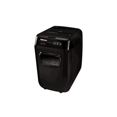 Fellowes papierversnipperaar: AutoMax 200C Papierversnipperaar - Zwart
