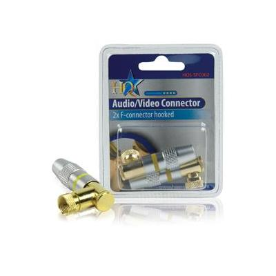 Hq coaxconnector: S-SFC002