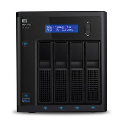 Western Digital WDBNEZ0080KBK-EESN NAS