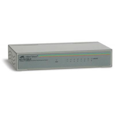 Allied Telesis AT-FS708LE-10 switch