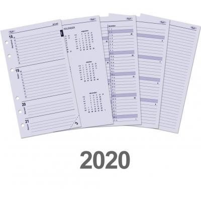 Kalpa Standaard organizer-vulling week-agenda 2020