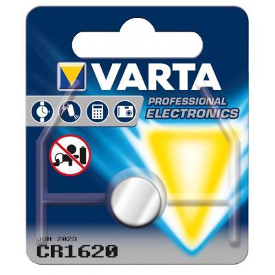 Varta batterij: -CR1620 - Zilver