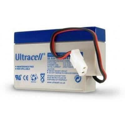 CoreParts MBXLDAD-BA020 UPS batterij - Blauw,Zilver