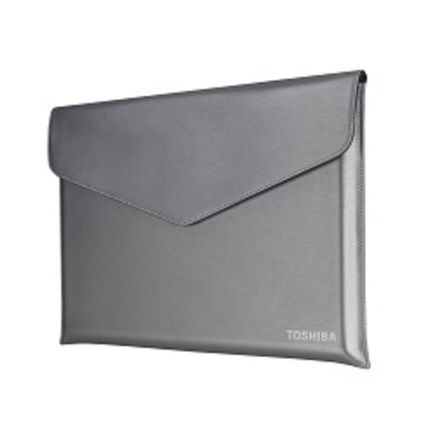 "Dynabook 14"", 373 x 258 x 15mm, Zilver Laptoptas"