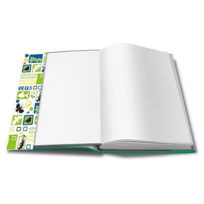 Herma tijdschrift/boek kaft: 27265 - Groen