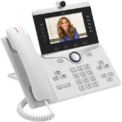 Cisco IP Phone 8865 IP telefoon - Wit