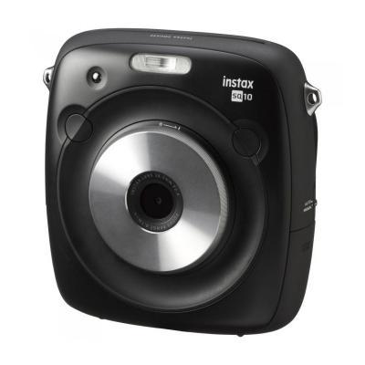 Fujifilm digitale camera: instax SQUARE SQ10 - Zwart