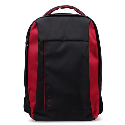 Acer Nitro Gaming Backpack laptoptas - Zwart, Rood