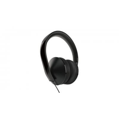 Microsoft headset: Xbox One Stereo Headset - Zwart