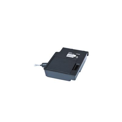 Brother printing equipment spare part: Batterij houder voor oplaadbare batterij (PA-BT-4000LI) - Zwart