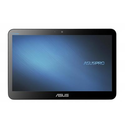 Asus all-in-one pc: ASUSPRO A4110-BD215X - Zwart