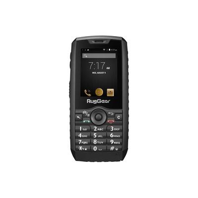 RugGear RG160 Smartphone - Zwart 4GB