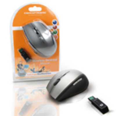 Conceptronic Lounge'n'Look Wireless EasyMouse Computermuis