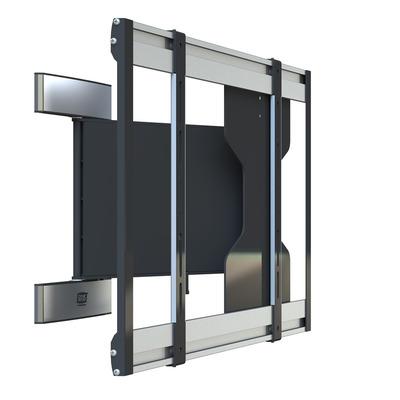 SMS Smart Media Solutions Slim Swing Montagehaak - Zwart, Zilver