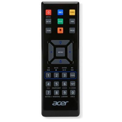 Acer afstandsbediening: E25 - Zwart