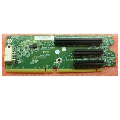 Hewlett packard enterprise slot expander: PCIe riser board - Standard, 3-slot Refurbished