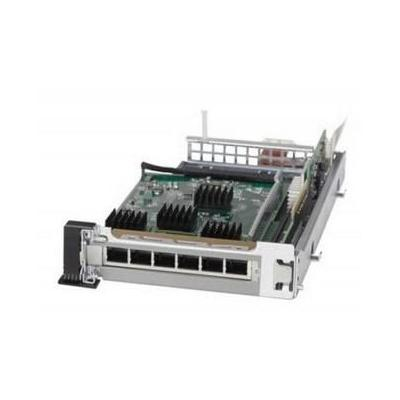 Cisco netwerk switch module: ASA Interface Card with 6 copper GE data ports for ASA 5512-X and ASA 5515-X