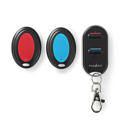 Nedis TRCKRF10BK GPS tracker - Zwart