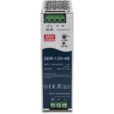 Trendnet TI-S12048 v1.0R Switchcompnent - Metallic