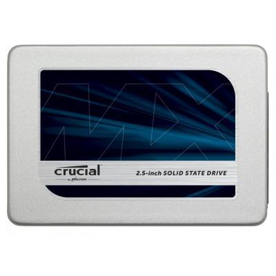 Crucial SSD: MX300 - Metallic
