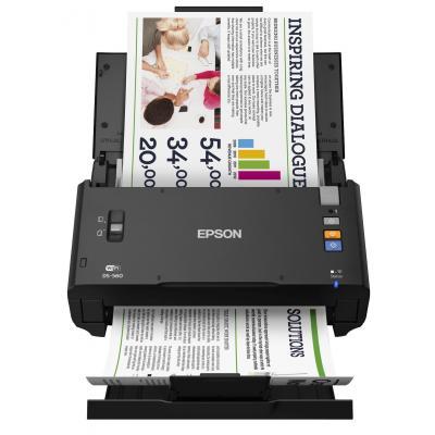 Epson WorkForce DS-560 Scanner - Zwart