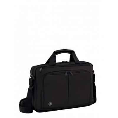 Wenger/swissgear laptoptas: Source 16 - Zwart