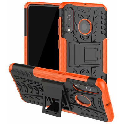 CoreParts MOBX-COVER-A60-OR Mobile phone case - Oranje