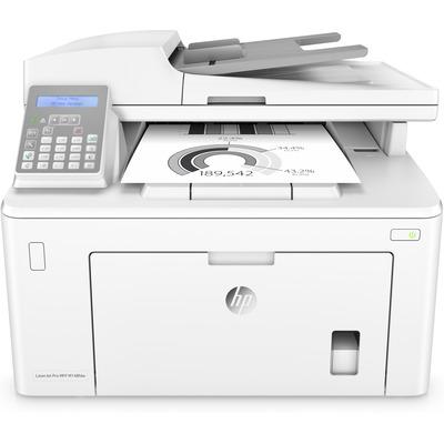 HP LaserJet Pro M148fdw Multifunctional - Zwart