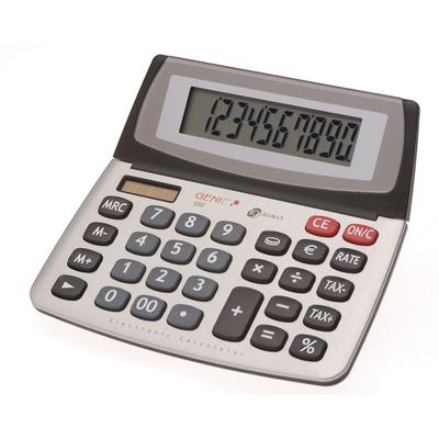 Genie 550 TE Calculator