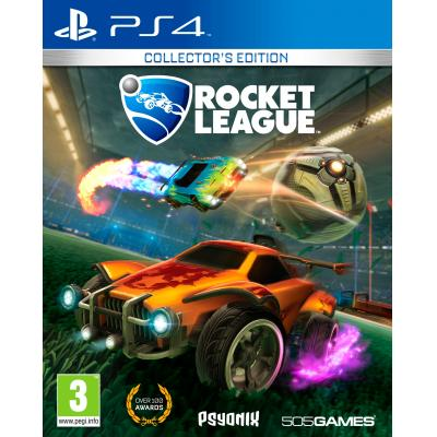 505 games game: Rocket League (Collector's Edition)  PS4