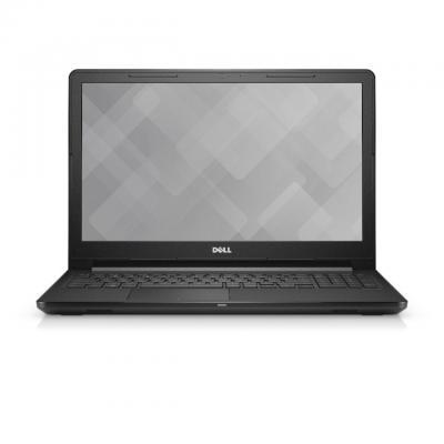 Dell laptop: Vostro 3568 - Core i3 - 4GB RAM - 128GB - Zwart