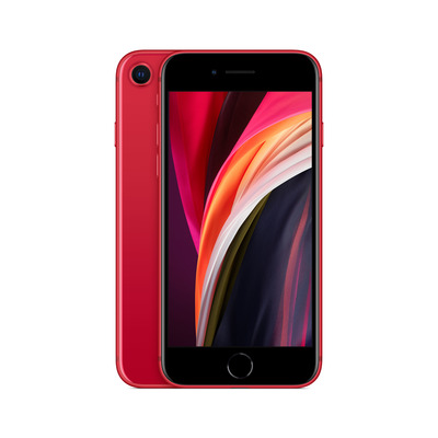 Apple iPhone SE (2020) 64GB (PRODUCT)RED Smartphone - Rood