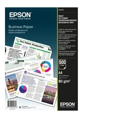 Epson papier: Business Paper 80gsm 500 shts - Wit