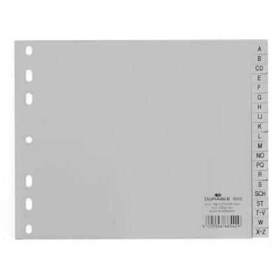 Durable 6500 Indextab - Grijs