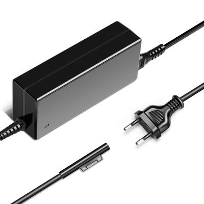 CoreParts Power Adapter for MS Surface Netvoeding - Zwart