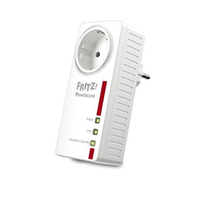 AVM FRITZ!Powerline 1220E Powerline adapter - Wit