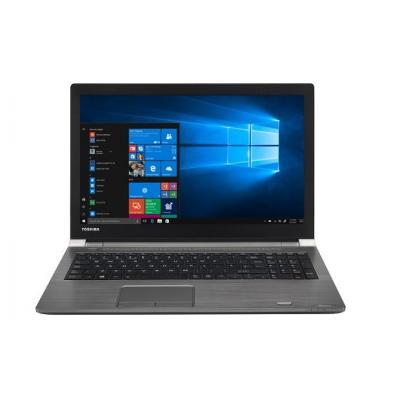 Toshiba Tecra laptop - Grey, Zilver