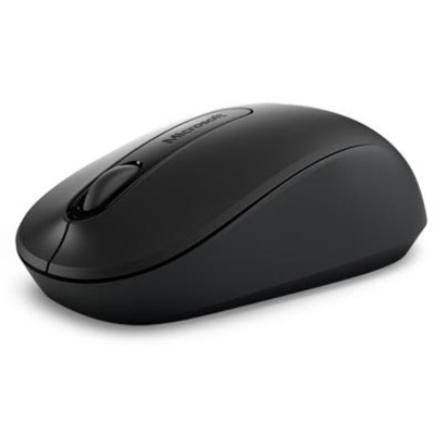 Microsoft computermuis: Wireless Mouse 900 - Zwart