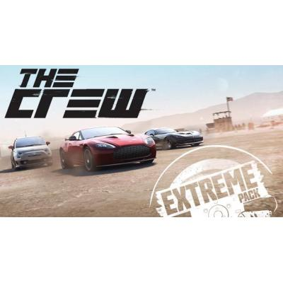 Ubisoft : The Crew - Extreme Pack