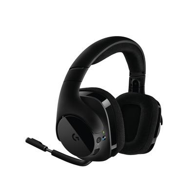 Logitech G G 533 Wireless Headset - Zwart