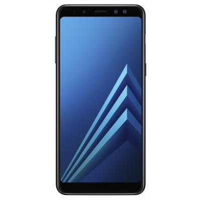 Samsung smartphone: Galaxy A8 (2018) - Zwart