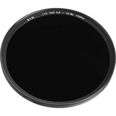 B+W 110 Camera filter - Zwart