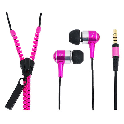 LogiLink HS0022 Headset - Roze