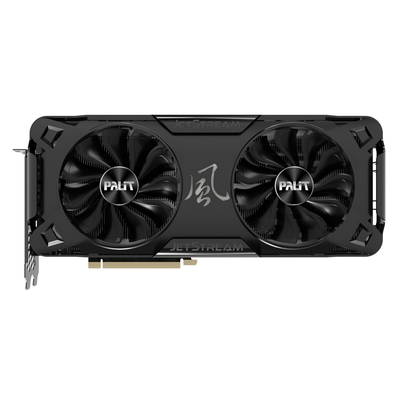 Palit GeForce RTX 3070 JetStream Videokaart - Zwart