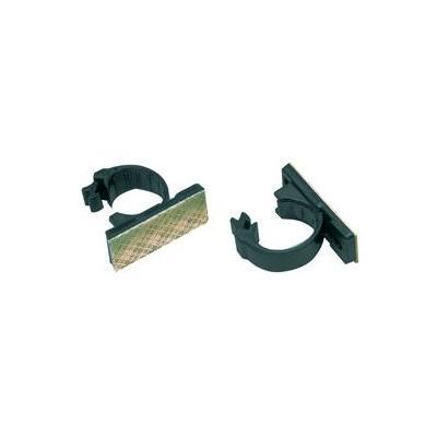 Valueline montagekit: 18mm, round, Black - Zwart